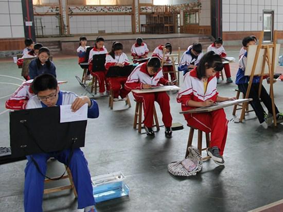 荣成市2016高中自主招生考试开考2016高中浙江春假图片