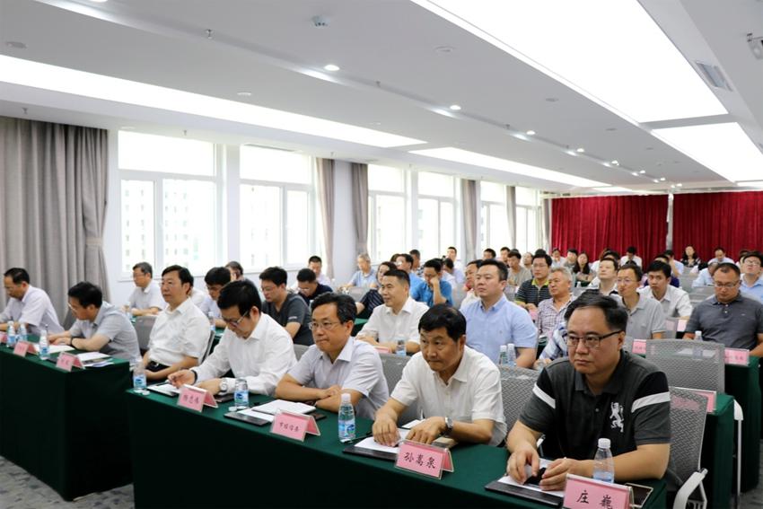 我市组织召开集成电路产业发展座谈培训会